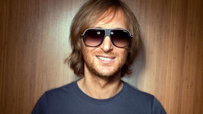 Magyar David Guetta hasonmás – fellépésekre is