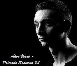 Primate Sessions 03 – Akos Veecs