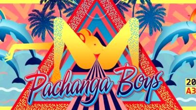 Pachanga Boys (MX/DE) > Júni15 > A38