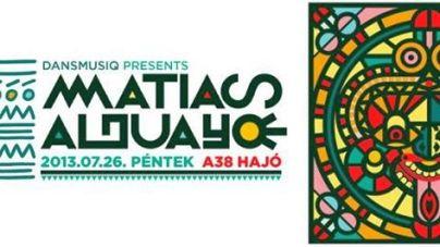 MATIAS AGUAYO live (Kompakt) > Júli26 > A38