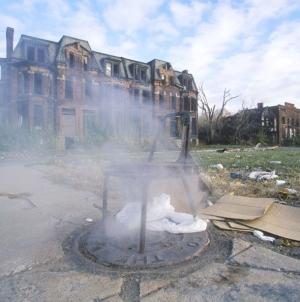 45 fotómontázs arról, milyen volt Detroit régen és ma