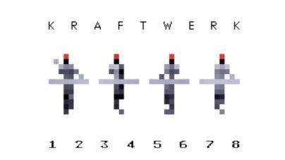 Kraftwerk-kiállítás Berlinben