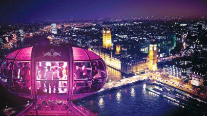 Richie Hawtin a London Eye-ban lép fel csütörtökön 80 másik dj-vel egyetemben!