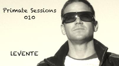 Primate Sessions 010 – Levente