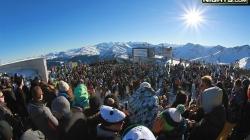 Rave on Snow: fesztivál 2000 méterrel a tengerszint felett