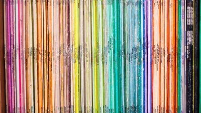 Fantasztikus képek a világ legnagyobb lemezgyűjteményeiről!