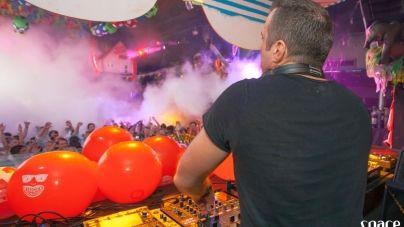 Jay Lumen a legendás Space Ibiza sztárvendége volt!