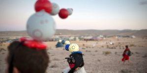 Fantasztikus képek a Burning Man fesztivál izraeli kistestvéréről