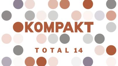 Total14 – A Kompakt válogatássorozatának legújabb darabja hamarosan a boltokban