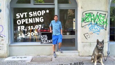 Stil Vor Talent shop nyílik Berlinben