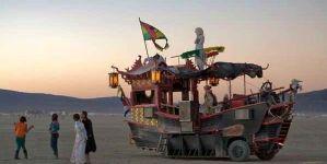 Tragédia a Burning Man fesztiválon