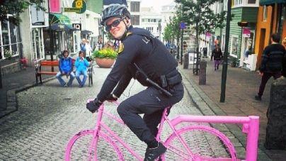 Cukiságfaktor kimaxolva – Képek a reyjkjaviki rendőrség mindennapjaiból