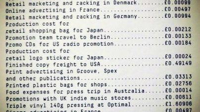 Egy lista, amiből kiderül Aphex Twin új albumának összes fajlagos kiadása