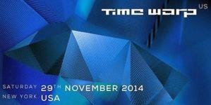 Hivatalos a TimeWarp USA lineupja!