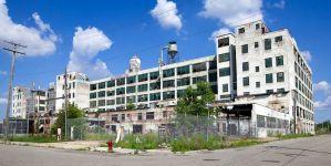 Gyár állott, most kőhalom – de hamarosan itt nyithat ki Detroit német mintára épült techno klubja!