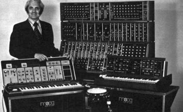Egy órás angol nyelvű dokumentumfilm a Moog szintetizátorról