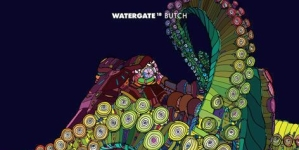 Butch magyar producer zenéjét is beleilleszti a Watergate sorozat 18-as darabjába!