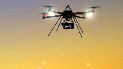 Drogcsempész drón szenvedett balesetet Mexikóban