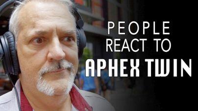 Így reagál az utca embere, amikor először hallja meg Aphex Twin zenéjét
