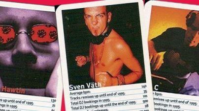 14 DJ-kártya 1996-ból, egy csomó érdekes statisztikával