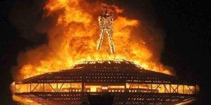 Musical a Burning Man fesztiválról