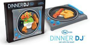 Itt az új játék gyerekeknek – Legyél szakács-DJ!