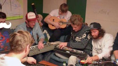 Dominik Eulberg és Super Flu – Live jam a nappaliban