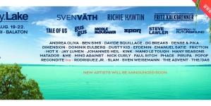 B my Lake Fesztivál jegyek – péntekig (augusztus 7) kedvezményes áron!