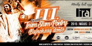 III. Országos Team Slam Bajnokság – Döntő