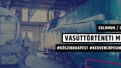 Vodafone 4G Budapest Essentials: fesztiválhelyszínné alakul a Vasúttörténeti   Park, a Várkert Bazár és az egykori Vidámpark is