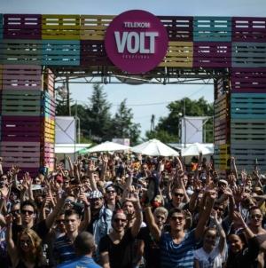 Iron Maiden és Wiz Khalifa a Telekom VOLT Fesztiválon