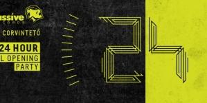 A Corvintetőn mutatkozik be a Be Massive Records