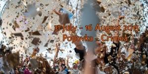 Kazantip újra a Krím félszigeten még idén nyáron!