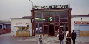 Friedrichshain a 90-es évek elején