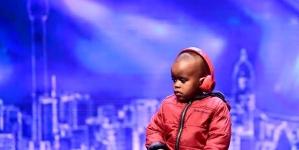 A dél-afrikai tehetségkutató győztese a három éves DJ Arch Jnr