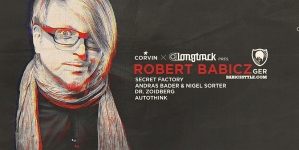 Corvin X Longtrack pres. ROBERT BABICZ @ Corvin Club