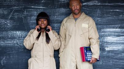 Floorplan – Robert Hood és lánya (!) új albummal jelentkezik