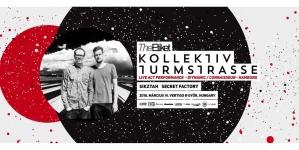 Élő szettel érkezik a Kollektive Turmstrasse a The Etiket-re