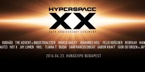 Húsz éves a HYPERSPACE!