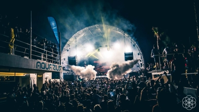 Time Warp presents SONUS Festival 2016