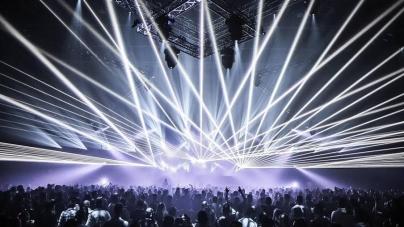 BÓNUSZ Electronic Music Festival jegyforduló október 31-én