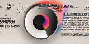 AROUND THE CLOCK – Újabb 24 órás partihétvége a Corvinon