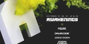 5 hibátlan Awakenings line up az ADE-n