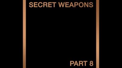 """Jön az Innvervisions új válogatása, a""""Secret Weapons 8"""""""
