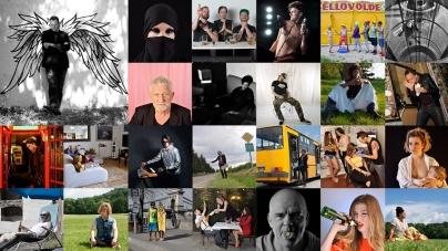 B-oldal fotókiállítás és jótékonysági árverés az Akvárium Klubban