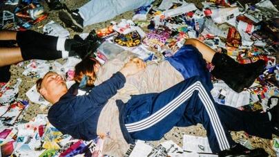 Képsorozat a berlini rave-korszak hőskorából (1990-1997)