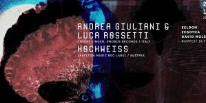 Budapest in the Dark Presents Andrea Giulani & Luca Rossetti