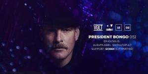 PRESIDENT BONGO DJ Set [ex-GusGus] Budapesten!