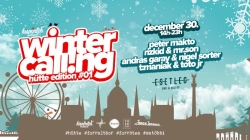 Dayparty a Fővám téren – Winter Calling / Hütte Edition