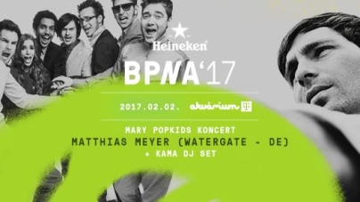 Budapest Nightlife Awards – Díjátadó holnap az Akváriumban